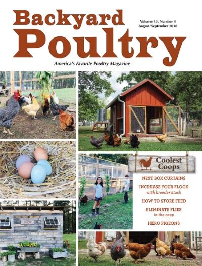 Happy Feet Hatchery Eustis in Poultry Magazine